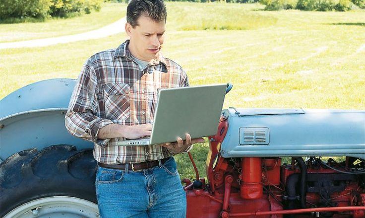 Πουλήστε αγροτικά προϊόντα μέσω ίντερνετ