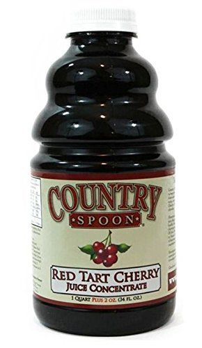 #bestprice #Country #Spoon Red Tart Cherry Juice Concentrate is made 100% from red tart Montmorency cherries, grown right on our farm in the USA. We feel that by ...