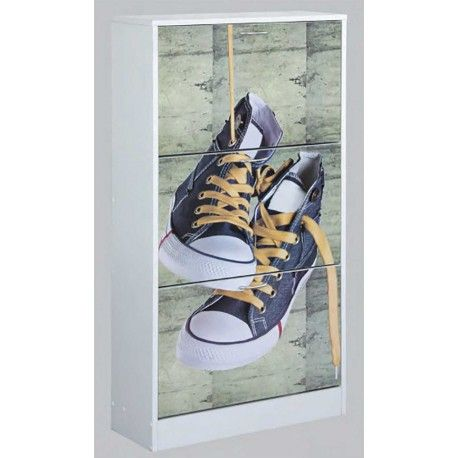 79 best muebles zapateros images on pinterest shoe bench for Mueble zapatero gran capacidad