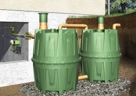 Rainline - Water tank and rain harvesting solutions
