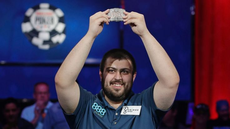 """The Latest: New champion happy but 'pretty tired of poker' https://tmbw.news/the-latest-new-champion-happy-but-pretty-tired-of-poker  The Latest on the no-limit Texas Hold 'em main event in Las Vegas (all times local):1:05 a.m.A New Jersey man who just became this year's World Series of Poker champion and pocketed more than $8.1 million says he's """"really happy"""" with how he played but he's """"pretty tired of poker at this point.""""Rookie Scott Blumstein won the series' marquee no-limit Texas Hold…"""