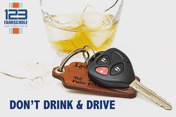 Trinken und dann fahren? Mega uncool! Wir sagen ganz klar: DON'T DRINK & DRIVE!   Für Fahranfänger gilt die Null-Promille Grenze und das zu Recht!  Du hast Fragen dazu? Dann zögere nicht und melde dich bei uns!   www.123fahrschule.de   #DDAD #Fahrschule #Onlinefahrschule #123fahrschule