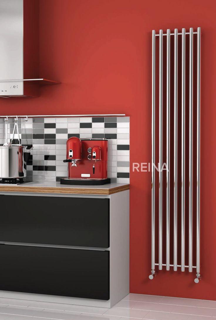 REINA BRONI STAINLESS STEEL RADIATORS