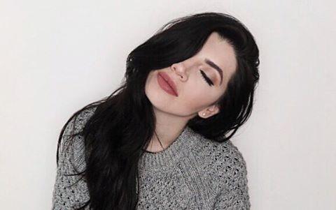 """2,842 curtidas, 48 comentários - Julia Levenstein (@julialevenstein) no Instagram: """"camera test, light test, new eyeshadow test"""""""