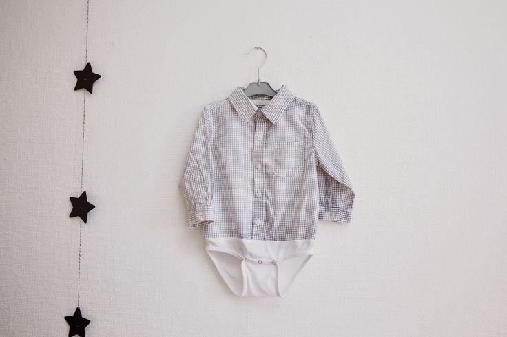 Skjorte til body-skjorte