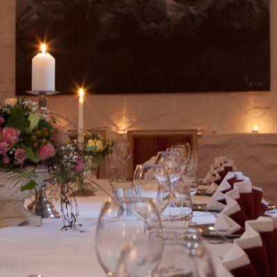 Hotel Schloss Tangermünde - Feiern & tagen