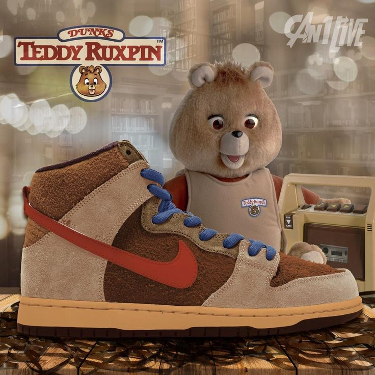 Thought you guys might appreciate this. Who had a Teddy Ruxpin?