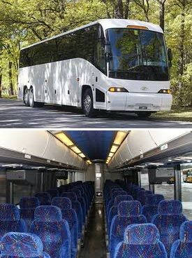 Our, Motorcoach Buses, are used for large groups traveling to events or across state lines. The, Motorcoach, is typically used for larger team travel, overnight trips