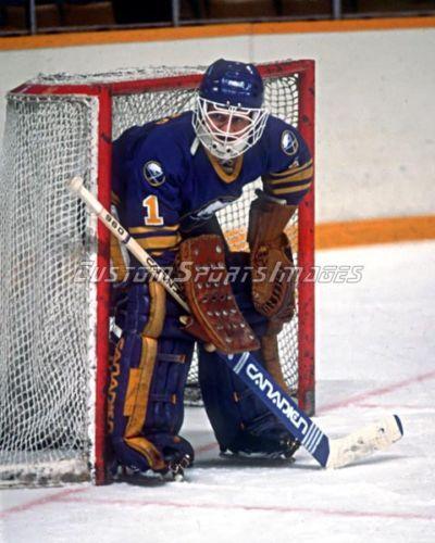 Jacques-Cloutier-Photo-Buffalo-Sabres-8x10