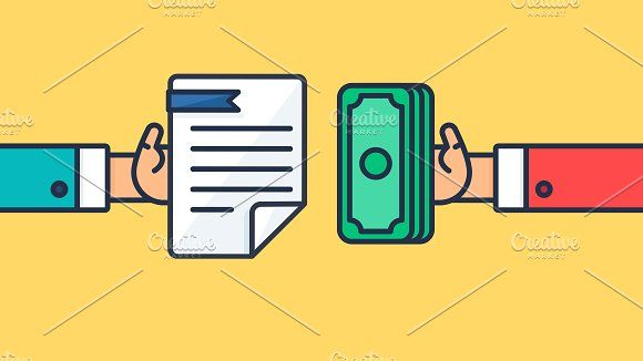 Contract Animation by barsrsind on @creativemarket