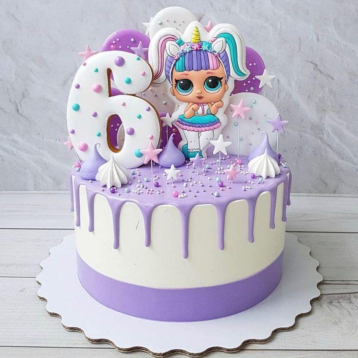 С днем рождения девочке картинка с лол