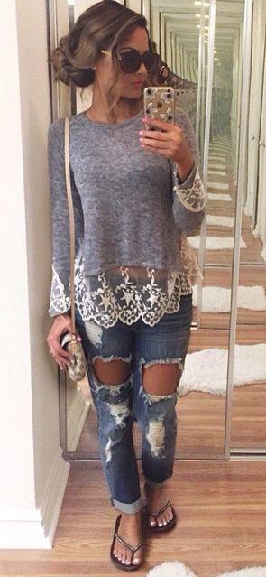 Amei a blusa