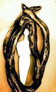 Ονειρώξεις επί.... ξύλου: πίνακας  με Θαλασσόξυλα