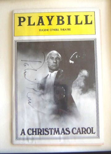 A Christmas Carol Play 1988 Charles Dickens Pinterest