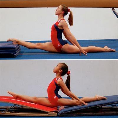 How to Do a Gymnastics Split: Oversplits