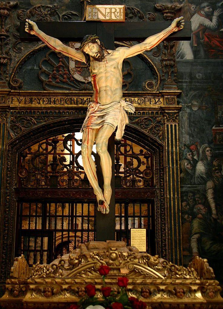 Anónimo, s.XVI Ilmo. Cabildo de la S.I. Catedral / Real Hermandad del Stmo. Cristo de las Injurias - Cofradía del Silencio / Real Cofradía del Santo Entierro Zamora