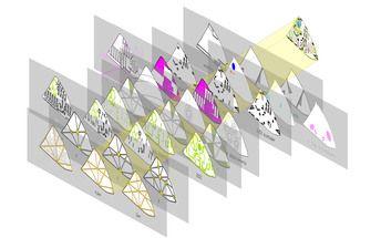 Drottninghog, Sweden - Diagram explosion