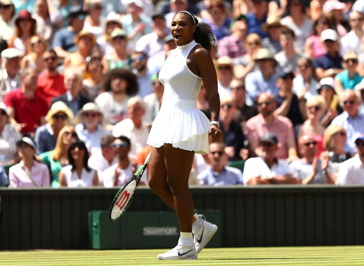 You Will Want Serena Williams' Tennis Dress For Non-Tennis Reasons