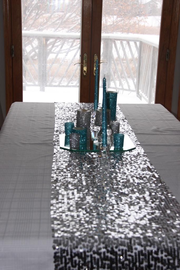 Table Runner New 626 Mirror Table Runner Wedding