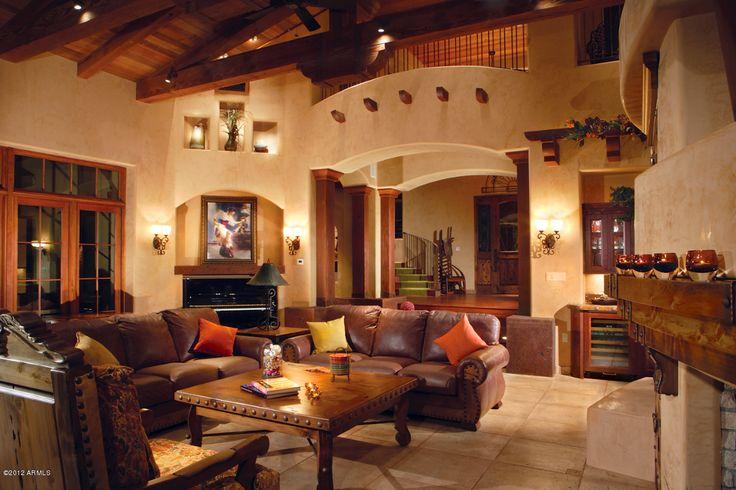 Scottsdale Spanish style home