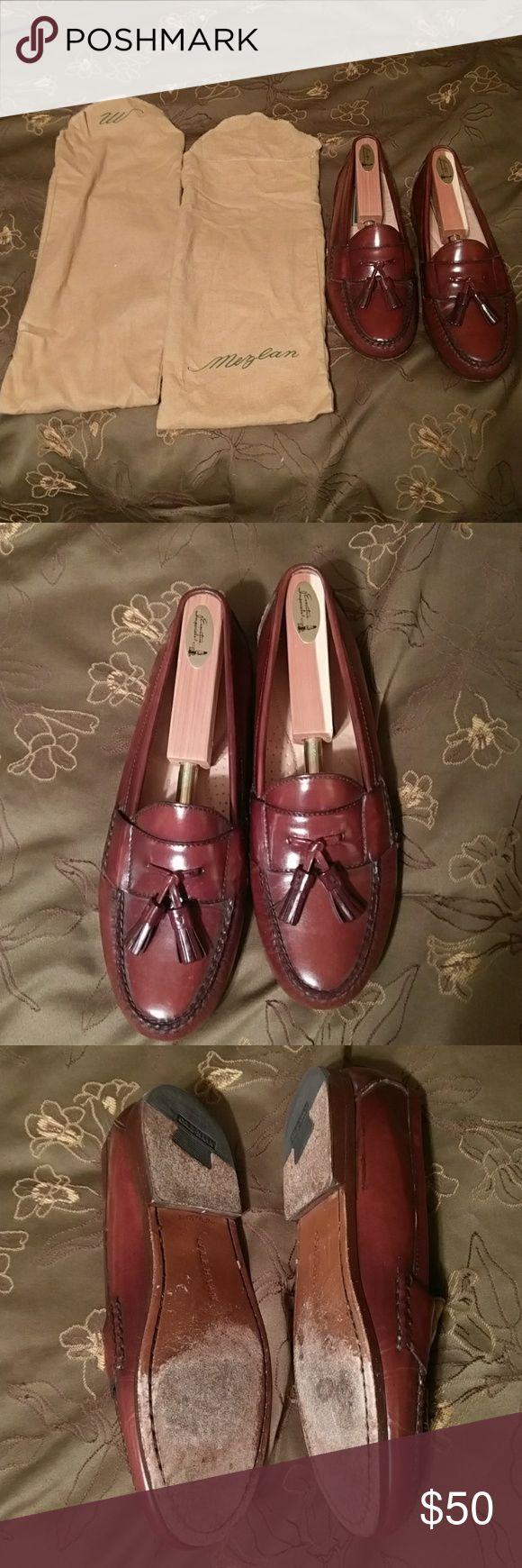 Colehaan men s shoes legit vintage leather loafers with mezlan cloth storage bags executive imperial s shoe