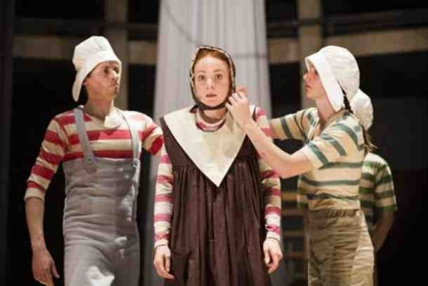 Hetty Feather at the Bristol Old Vic from 17-19 July 2015