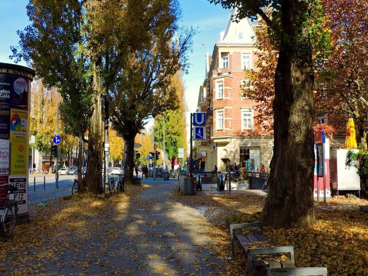 November in #Munich