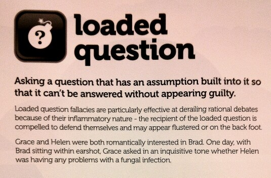how can logical fallacies get in the way of critical thinking 54 fallacies and biases cards for honing critical thinking skills, calling  doing  extensive research into the best ways to get these cards printed.