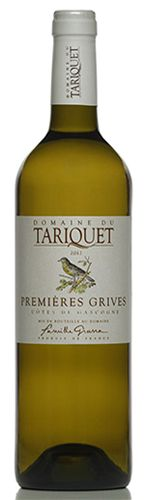 Vins premiere grives Vins blanc et rosé Tariquet Gascogne
