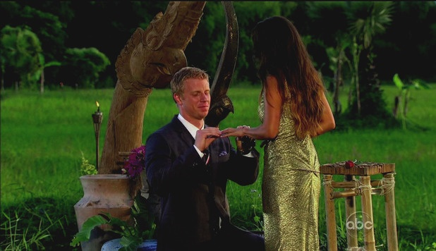 Sean proposes to Catherine on 'The Bachelor' season finale! The Most CUTEST AND PERFECT COUPLE EVER MADE! No one can beat them!!!! Love you both to the moon and back infinity times and beyond❤️
