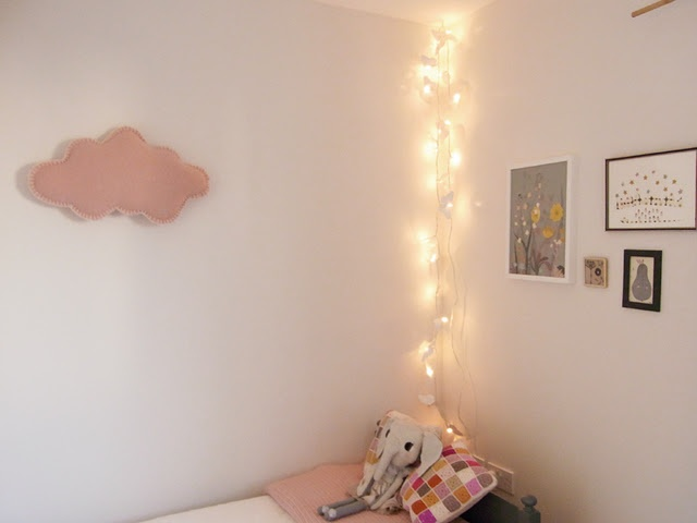 Cloud by La CasitaClouds, Deco Chambre, The Cottages, Kids Room, Children Room, Children Univers, Baby Room, Nursery, Fairies Lights Baby Nurseries