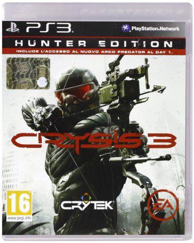 Crysis 3: Hunter Edition (Day-one Limited Edition) Miglior prodotto Videogiochi.