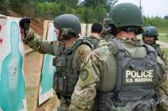 US Marshals Training at Glynco Georgia
