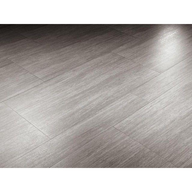 Chrome Wood Grey Floor Tile 300x600x9.5