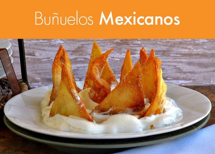 Receta para Buñuelos Mexicanos #Sweeps #CelebraBIG
