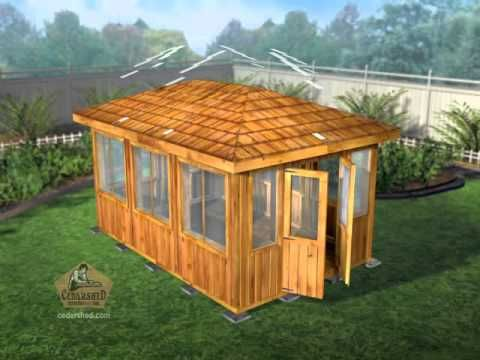 75 best Cedarshed Gazebo Kits images on Pinterest | Backyard ideas Embly Home Double Wide Gazebo Design on