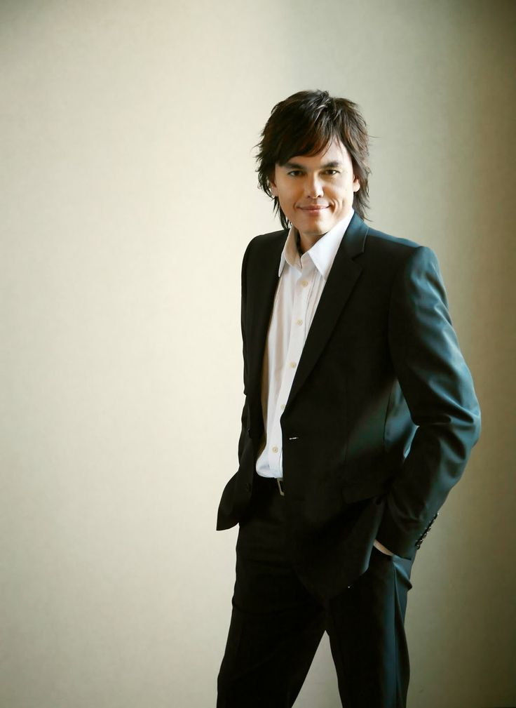 Joseph Prince....because of this man's commitment to the Lord's call on his life, I came to understand the true gospel of Christ and everything started making sense again. I finally have the peace of Christ in me and it is well in my soul. Thank you Joseph Prince and mostly thank you Jesus, my Lord and Savior.