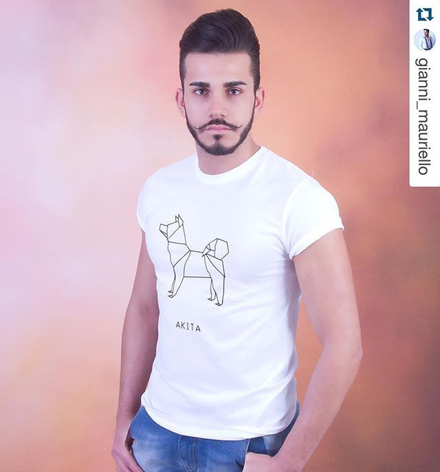 Choose your favorite origami animal on T-shirt brand @dshirt14 favorite animal is AKITA, the breed of my dog #dshirt14 #tshirt #fashionblogger #blogger #napoli #gianni_mauriello #Tshirt #Dog #Origami #Labrador  #dshirt #fashionblog #akitainu #akitainudogs #animal #quoteoftheday #etsy #urbanfashion #urbanwear #mensfashion #menswear #fashionblogger #clothing #outfitoftheday #handmade #cane #etsyshop #akitalovers