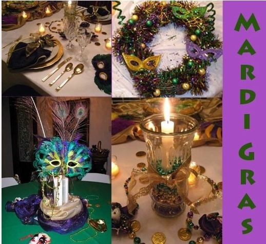 Mask Decorating Ideas: 142 Best Images About MARDI GRAS WEDDING TABLESCAPES On