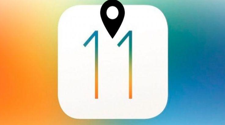 Apple en iOS 11 presenta una nueva función en la que nos informará cuando una aplicación activa la localización en segundo plano.