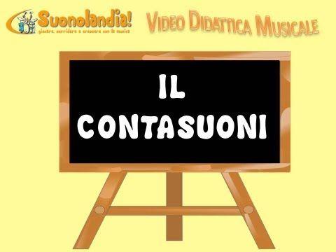IL RITMO (2) - Il contasuoni - YouTube