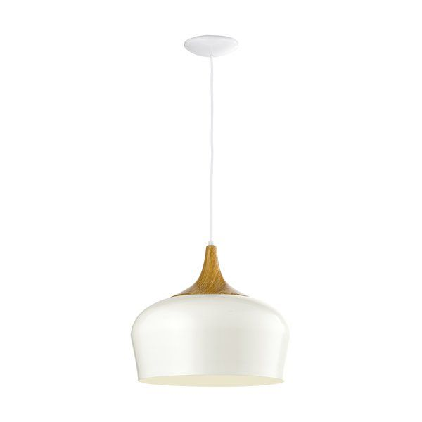 Shreve 1 Light Dome Pendant Pendant Light Fixtures Pendant Light Hanging Pendant Lights