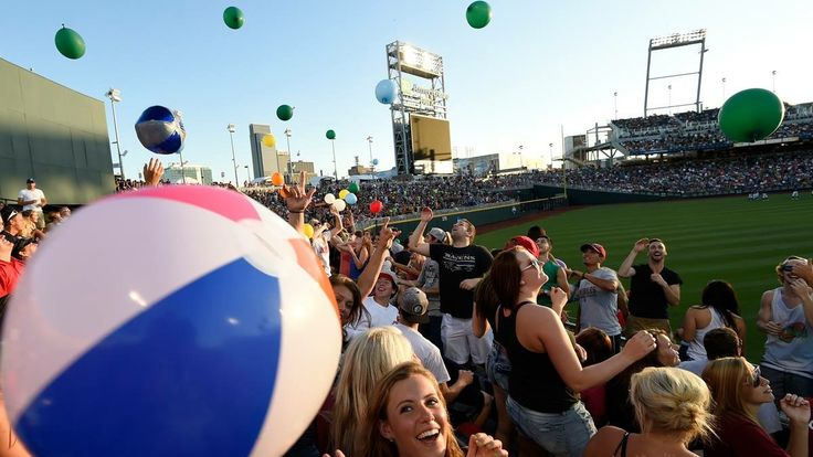 17 DAYS & COUNTING! 2016 CWS LOWER RESERVED & CLUB TICKETS - ON SALE NOW! Click this pin to order All Session & Individual Game Tickets to the 2016 COLLEGE WORLD SERIES in Omaha, NE from TicketExpress.com. For the past 23 years, Ticket Express has been helping our clients make CWS memories. We look forward to helping you secure your 2016 COLLEGE WORLD SERIES today!
