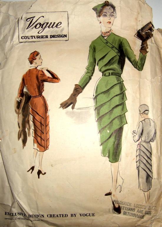 Vogue Couturier 598