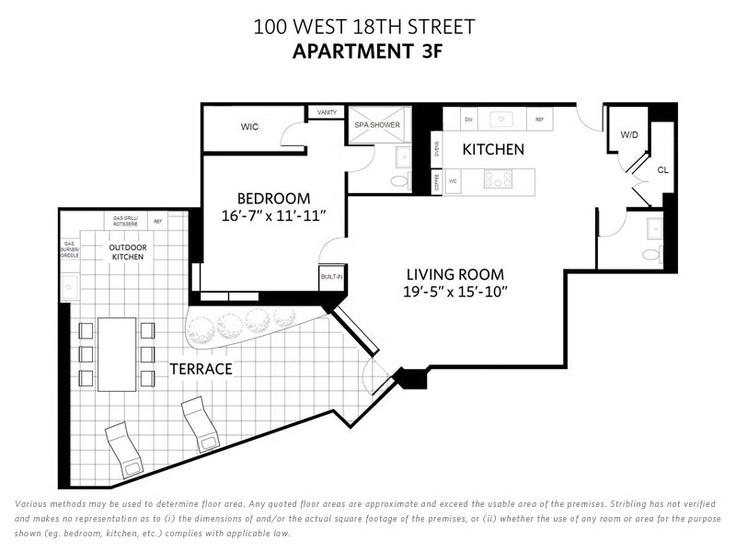 Plans Nyc On Studio Apartment Floor Plans New Yorkluxury New York