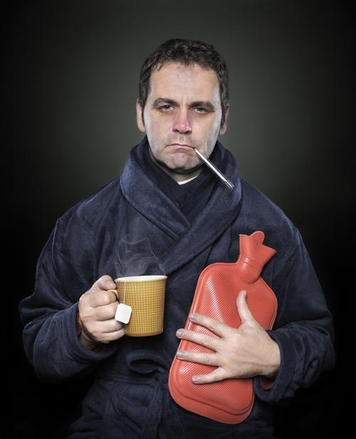What pharmacists take when sick.