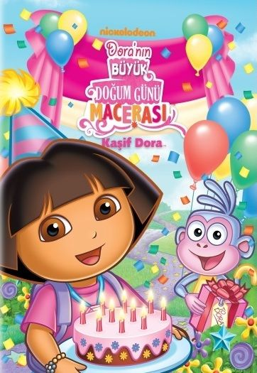 79 best Dora images on Pinterest Alice Birthday party ideas and
