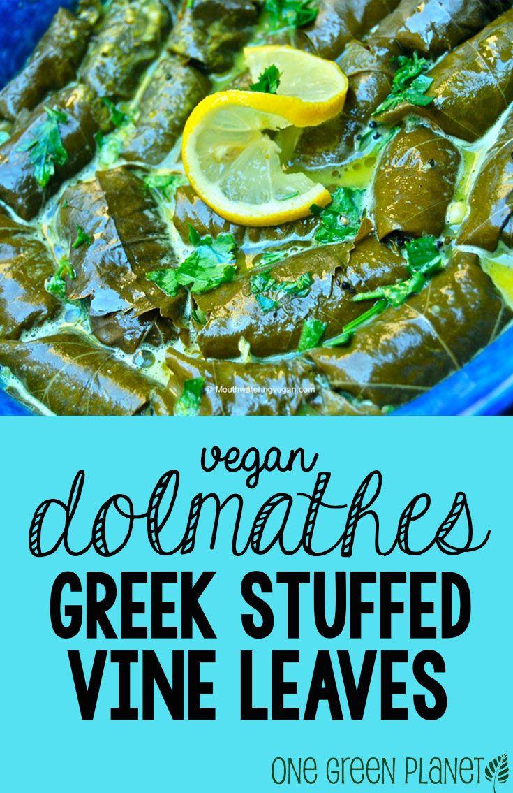 37 best Leafy Grapes images on Pinterest | Greek food recipes, Greek ...