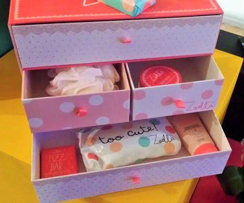 Zoella box