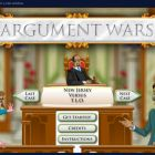 The stakes are high in Argument Wars. Players engage in debate-style combat over real Supreme Court cases. https://www.icivics.org/games/argument-wars